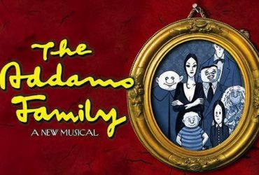 The Addams Family (a New Musical) opens July 28