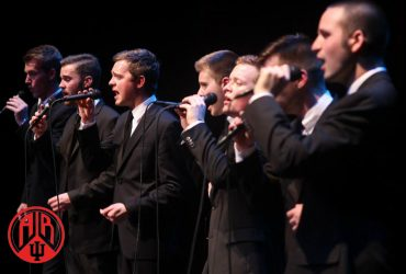 Indiana University's Another Round A Cappella Group