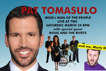 Pat Tomasulo – A Night of Comedy