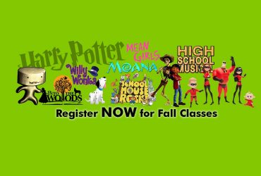 Fall Class Registration Now Open!