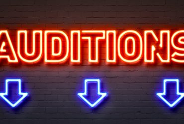 Audition Weekend Information!!!!